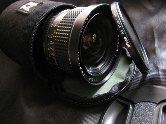 Lente Mamiya 645 35mm 3.5 Médio Formato Impecável - Baixou!