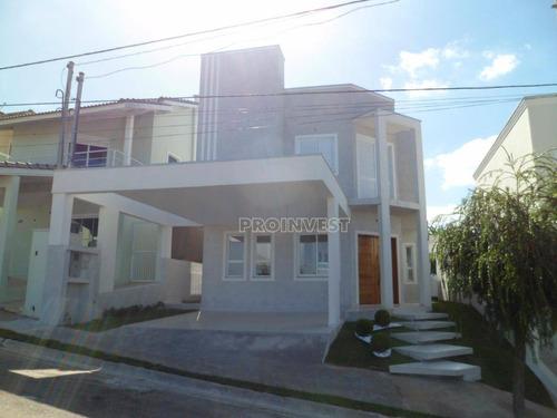 Imagem 1 de 30 de Casa Com 3 Dormitórios À Venda, 200 M² Por R$ 1.120.000,00 - Granja Viana - Cotia/sp - Ca10403
