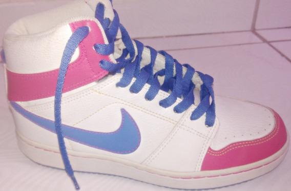 Tênis Feminino Nike Original Cano Longo