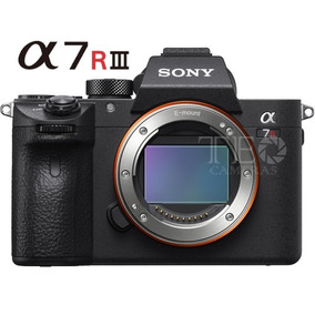 Camera Sony A7r Iii Corpo - À Pronta Entrega C/ Nfe