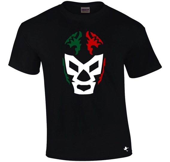 Playera Lucha Libre Dr. Wagner Jr. By Tigre Texano Designs