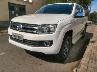Volkswagen Amarok 2014 2.0 Se Cab. Dupla 4x4 4p