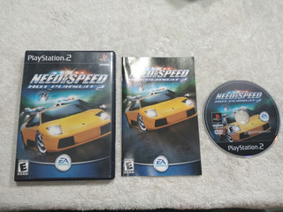 Need For Speed Hot Pursuit 2 Ps2 Original