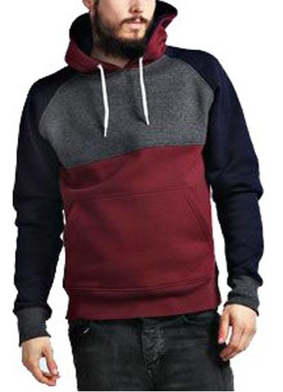 Sueter Sweater Con Capucha