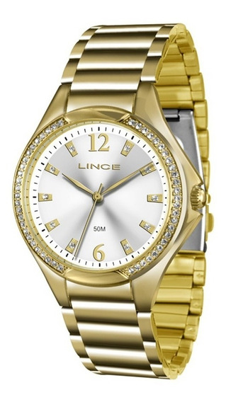 Relógio Lince Analógico Feminino Lrgj061l C2kx Nfe