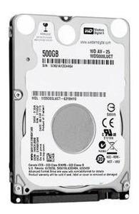 Hd Externo - 500gb - Western Digital - E Com Garantia