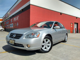 Nissan Altima 2.5 Se Aa Ee Cd Piel Qc At