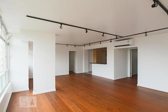 Apartamento Para Aluguel - Consolação, 3 Quartos, 154 - 892966142