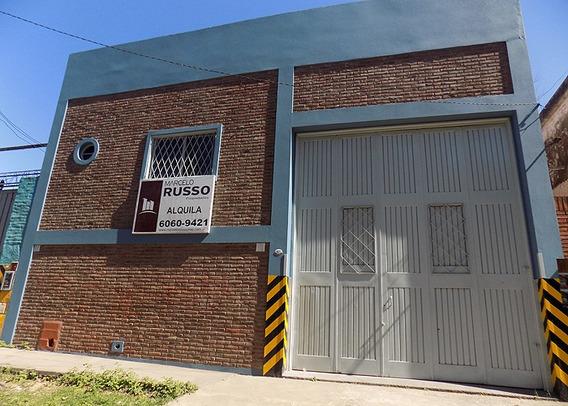 Galpón Industrial
