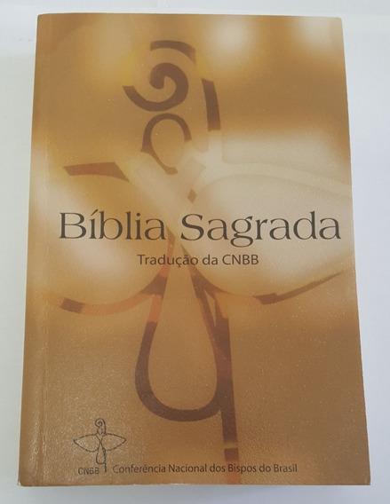 Bíblia Sagrada Da Cnbb. 9ª Edição. Nova Canção