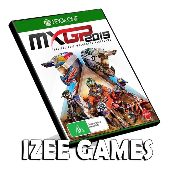 Mxgp 2019 The Official Motocross Xbox One Digital + 1 Jogo