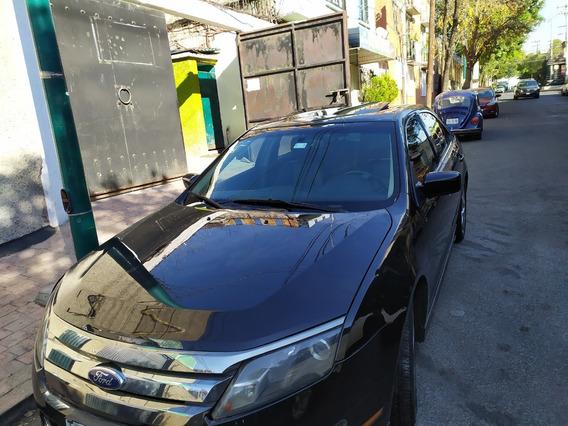 Ford Fusion Sport V6 Mt
