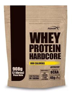 Whey Protein Hardcore Funat 2 Lbs - L a $42