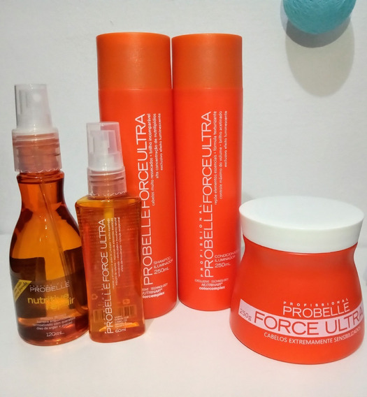 Kit Force Ultra 250ml Probelle
