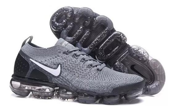 Tenis Sapato Nike Vapormax Flyknit 2 Novo Na Caixa