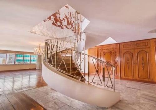 Imagem 1 de 18 de Cobertura Com 4 Dormitórios À Venda, 593 M² Por R$ 5.150.000,00 - Santa Cecília - São Paulo/sp - Co1001