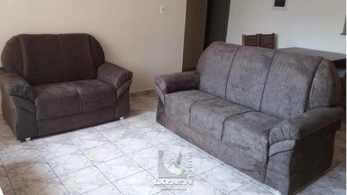 Apartamento No Centro De Bragança Paulista Sp - Ap0002-1