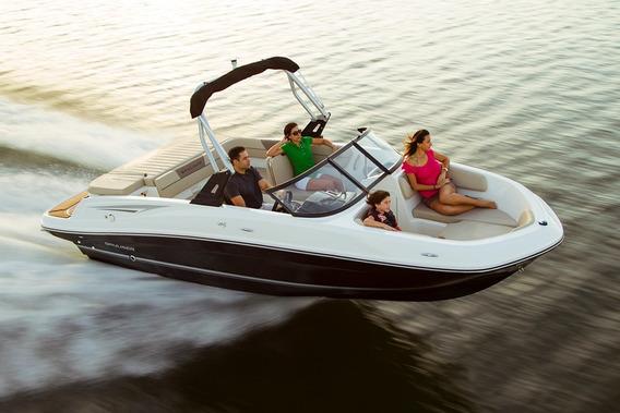 Bayliner Vr5 Motor Mercury 250 Hp Trailer No Sea Ray