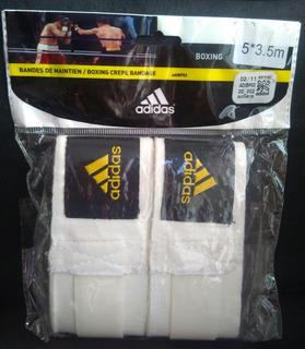 Banda Semi Elasticas Para Boxear Marca adidas Nuevas