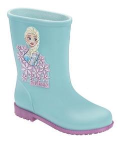 Kit Sandália Frozen Princesas Fantasy - 21834 +galocha