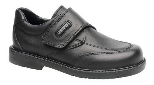 Zapatos Con Abrojo De Cuero Marcel 27 Al 41 Mundo Ukelele