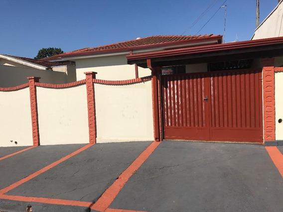 Casa Com 3 Dormitórios Para Alugar, 125 M² Por R$ 780/mês - João Paulo Ii - Brodowski/são Paulo - Ca0770