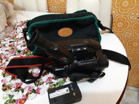 Filmadora Jvc Vhs C Gr Ax808 Funciona Apenas P/ Reprodução