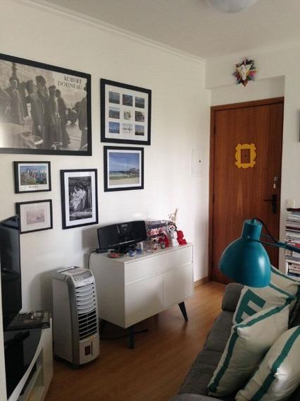 Flat Em Morumbi, São Paulo/sp De 42m² 1 Quartos À Venda Por R$ 380.000,00 - Fl130516