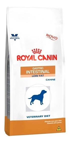 Ração Royal Canin Canine Gastro Intestinal Low Fat 10,1 Kg