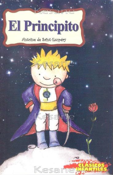 El Principito Cuentos Clásicos Infantiles Libro Para Niños