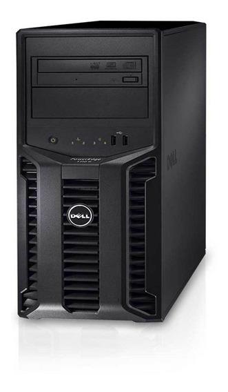 Computador Servidor Dell Power Edge T110 Ll Xeon 8gb Hd 500g