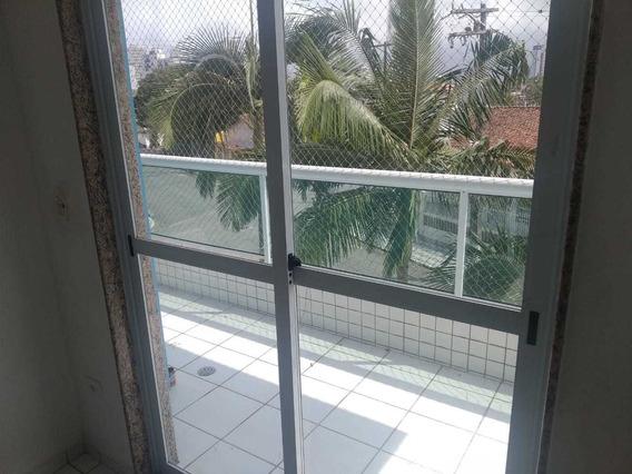 Apartamento 2 Quartos, 80m², Alugar No Caiçara, Praia Grande