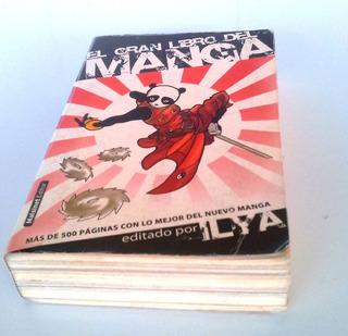 El Gran Libro Del Manga Editado Por Ilya +500 Paginas
