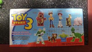 Coleccion Toys Story 3 Grezon Simil Kinder Sorpresa Completa