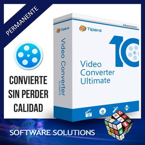 Tipard Video Converter 10 Ultimate
