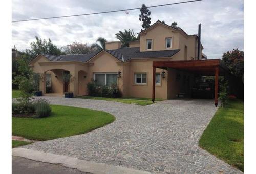 Casa En Venta De 4 Ambientes En Lagartos Country Club, Pilar