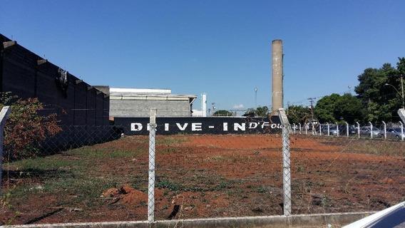 Terreno Para Alugar, 1737 M² Por R$ 2.000,00/mês - Distrito Industrial I - Santa Bárbara D