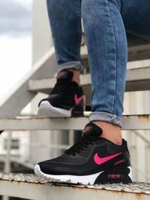 Zapatos Nike Air Max 3d En Caucho Dama Gym Colombianos