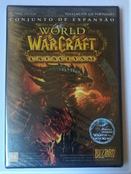 World Of Warcraft Cataclysm - Original Lacrado