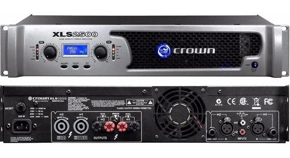 Crown Xls 2500,1500 Esquema Eletrico, Manual Serviço Lps