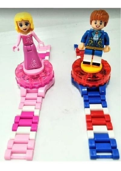 Relógio Digital Infantil Com Boneco Pequeno Príncipe Disney