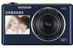 Camera Digital Samsung Com Self 16.2 Mega Pixeks