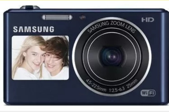Camera Digital Samsung Com Self 16.2 Mega Pixeks