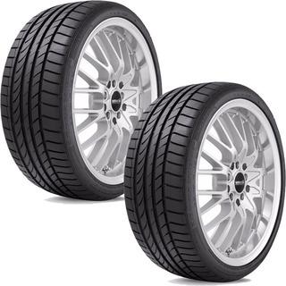 Paquete De 2 Llantas 215/45 R18 Dunlop Sp Sport Maxx Tt 89w