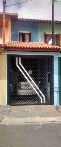 Imagem 1 de 9 de Venda Sobrado 2 Dormitórios Jardim Santa Cecília Guarulhos R$ 350.000,00 - 31979v