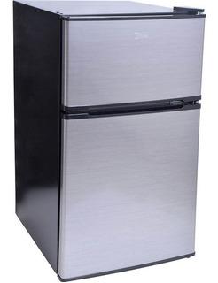 Refrigerador Frigobar Midea 3.4 Pies 2 Puertas Congelador