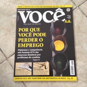 Revista Você S/a Ed23 Maio 2000 Você Pode Perder Emprego