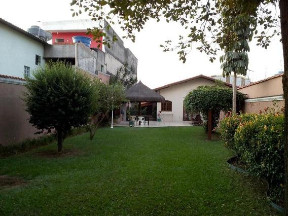 Casa Residencial À Venda, Vila Augusta, Guarulhos - Ca0720. - Ca0720