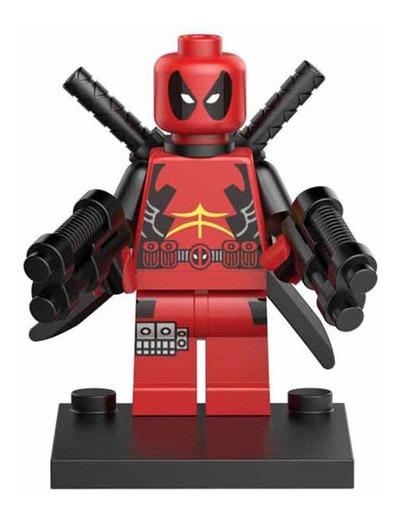 Deadpool Spiderman Super Heroes Thor Iron Man Loki Deadpool