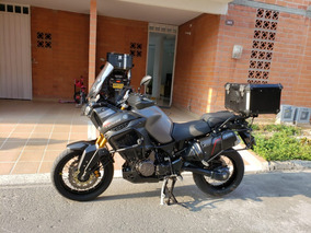 Yamaha Super Tenere Ze 1200 Cc Mod. 2015 Con 37.000 Km